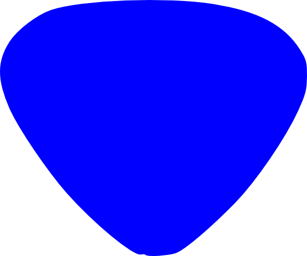 Guitar Pick Clip Art.