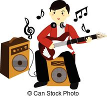Guitar player Clip Art and Stock Illustrations. 3,582 Guitar.