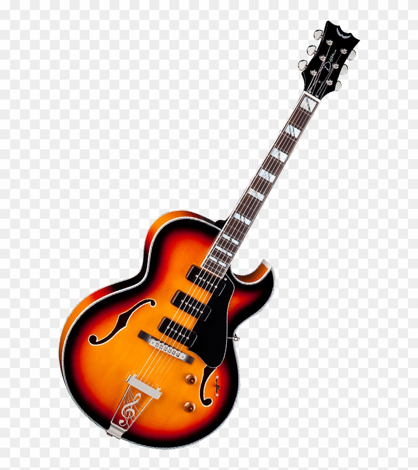 Dean Sunburst Guitar Transparent Png Image Music Png.