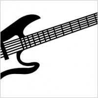 Guitar Clip Art Royalty Free.