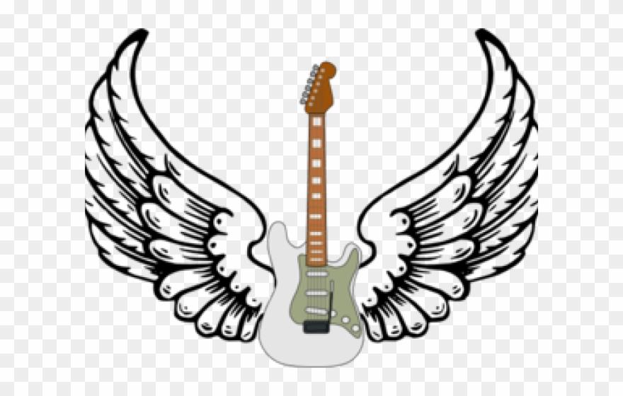 Guitar Clipart Name.