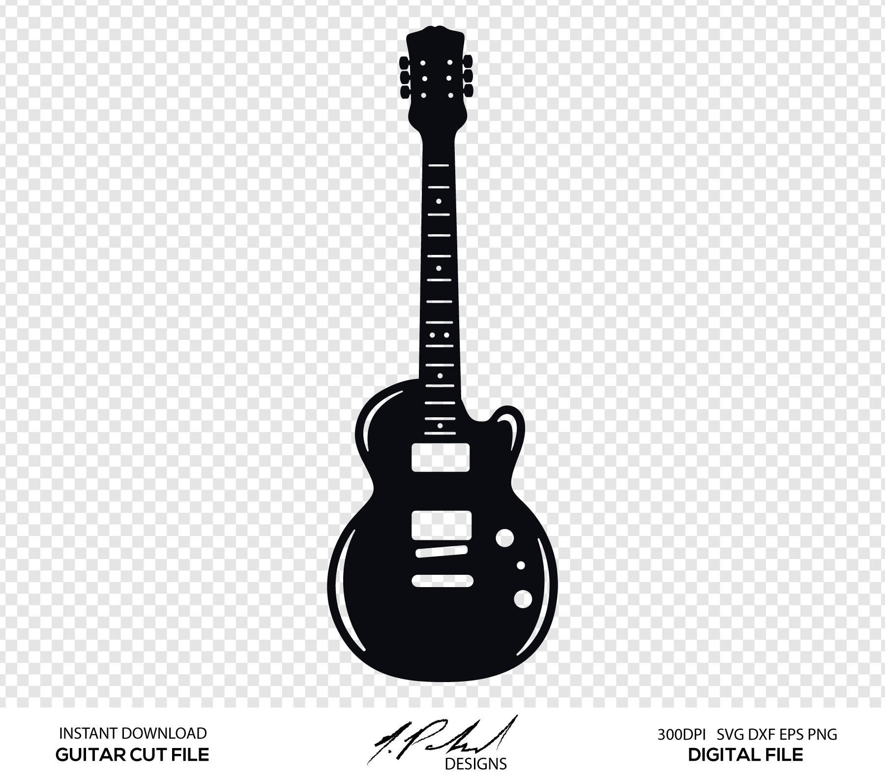 Guitar Cut File.