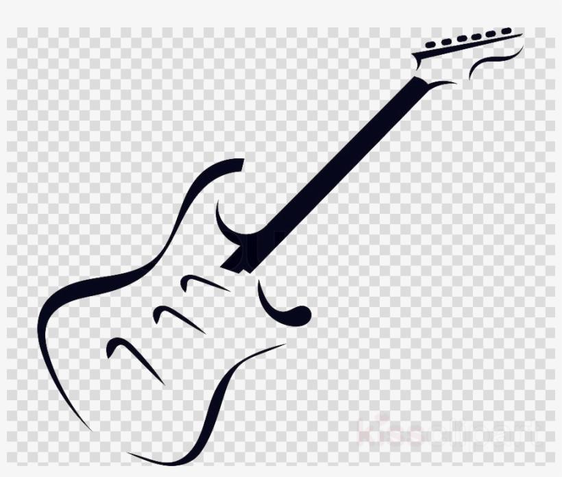 Guitarra Electrica Vector Clipart Electric Guitar.