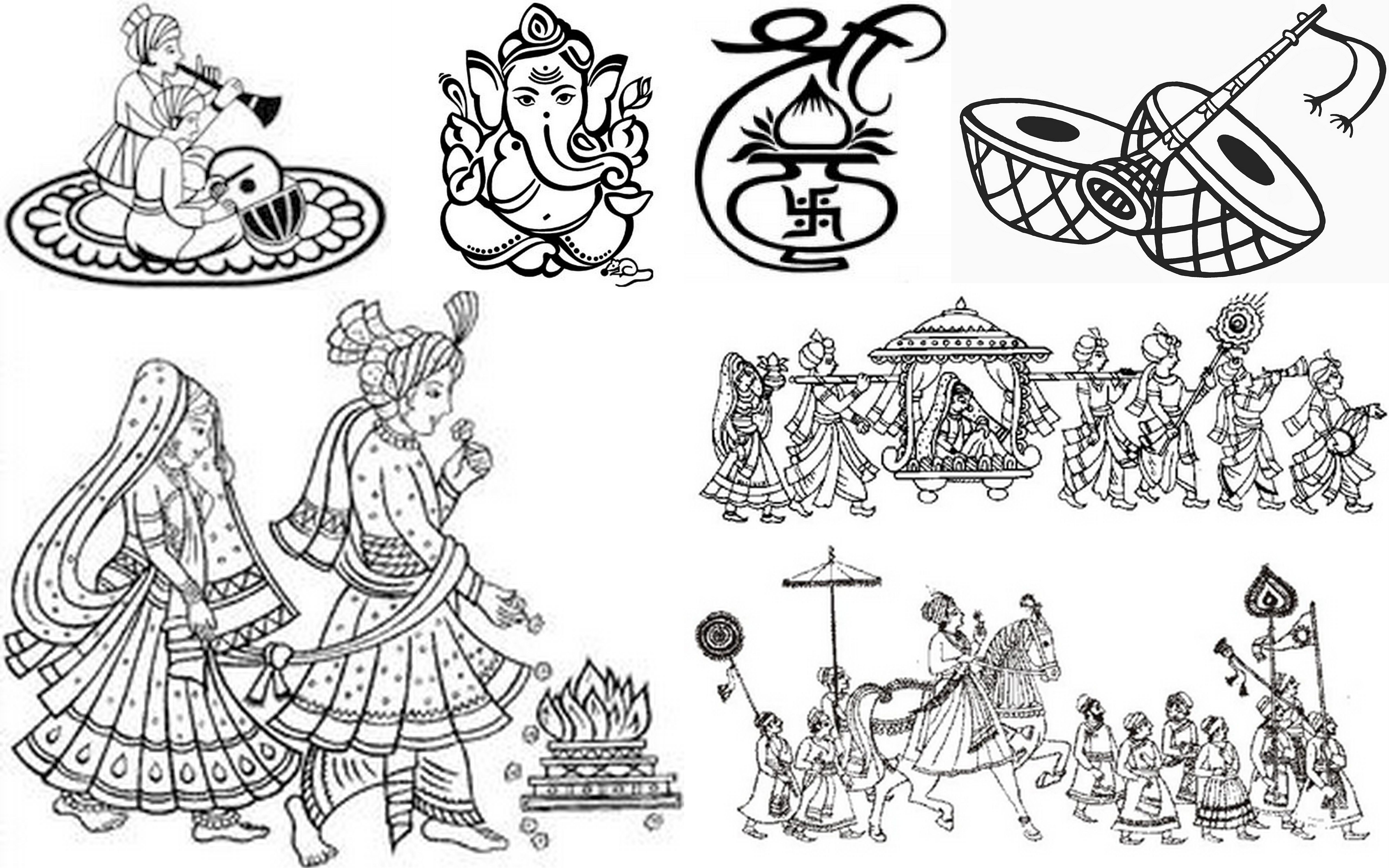 Indianweddingcards #symbols: Wedding Cards for your lovely.