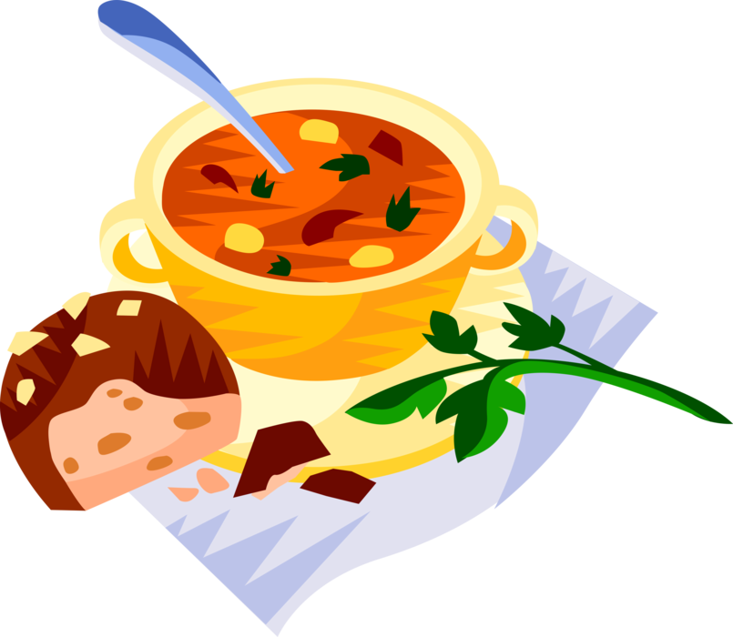 Soup clipart goulash, Soup goulash Transparent FREE for.