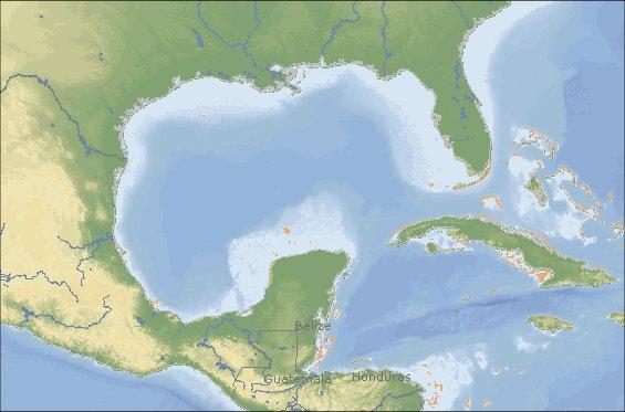Gulf clipart.