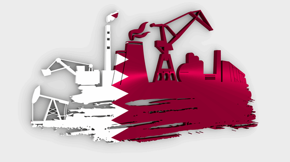 Qatar Says It\'s Fulfilling Oil and Gas Deals Despite Gulf.