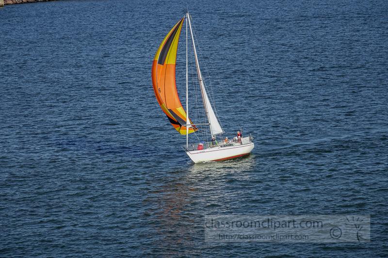 Finland : sailboat.