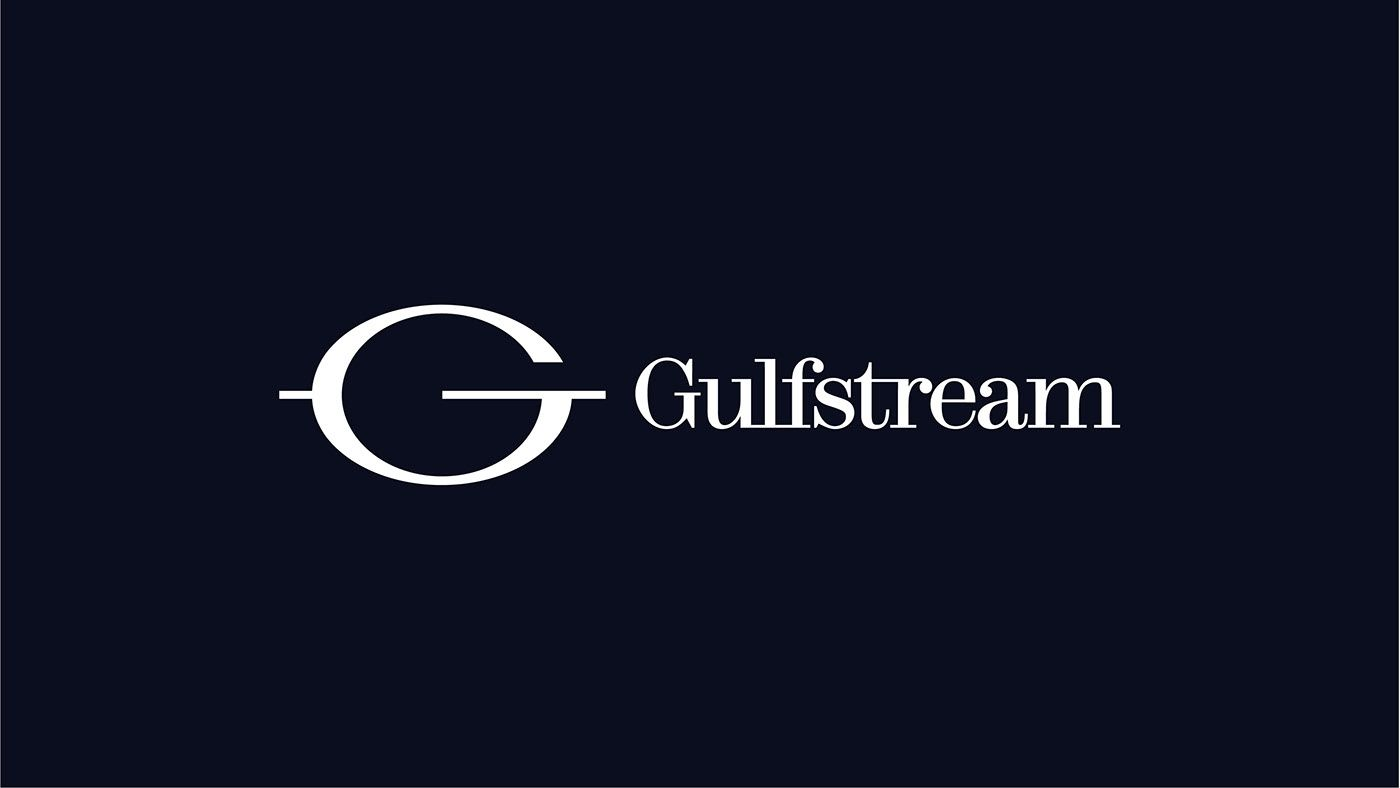 Gulfstream on Behance.