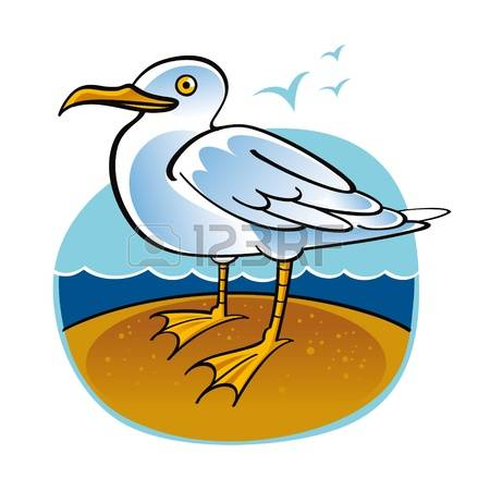8,894 Gull Cliparts, Stock Vector And Royalty Free Gull Illustrations.