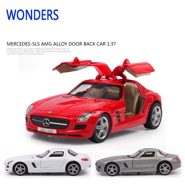 Gull Wing Car Promotion.