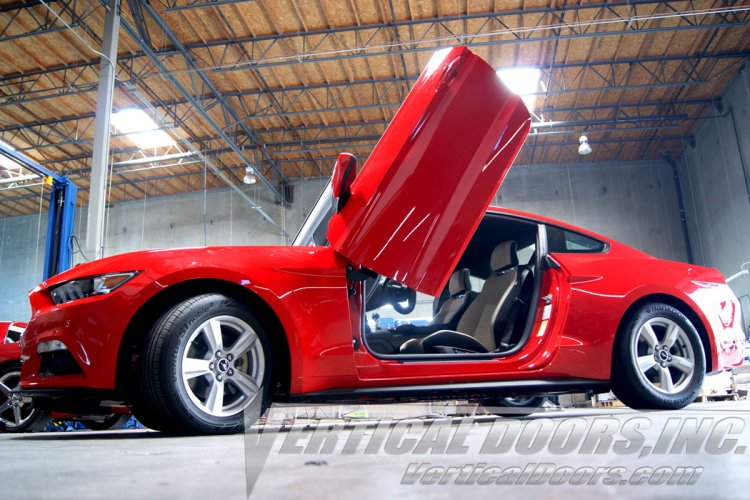 Gullwing Doors Mustang \u0026 Mustang Vertical Lambo Doors 2011 2014. & Gull wing doors clipart - Clipground