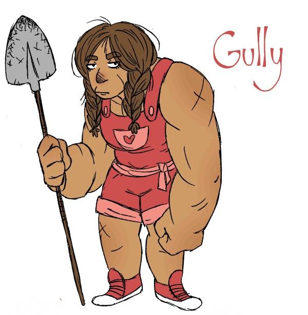 Gully.