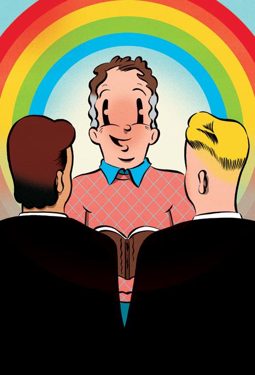 Back Home Again: Gay Rites.