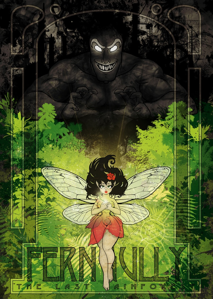 1000+ images about Fern Gully on Pinterest.