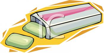 Pack of Breath Freshening Gum.