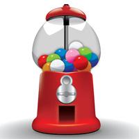 Bubble gum clipart free.