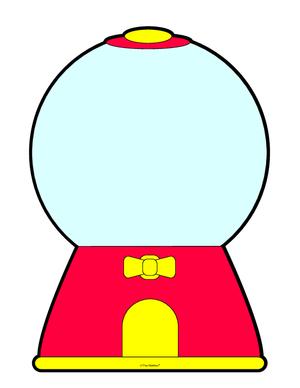 Gumball clip art.