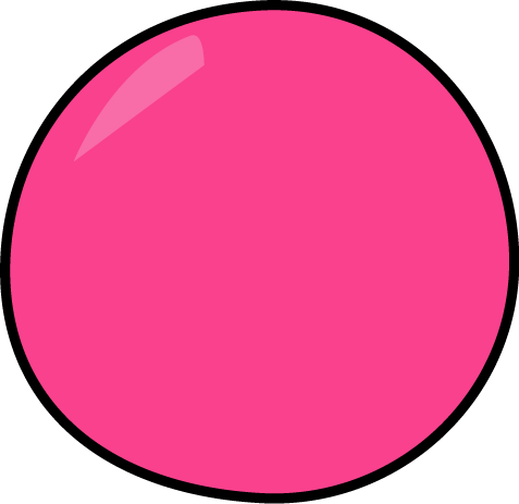 Pink Gumball.