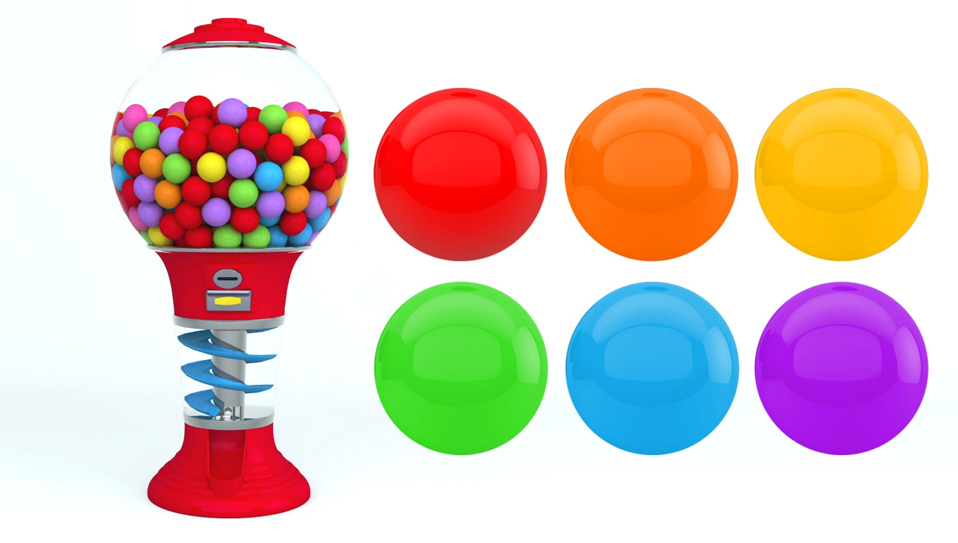 Collection of Gumball clipart.