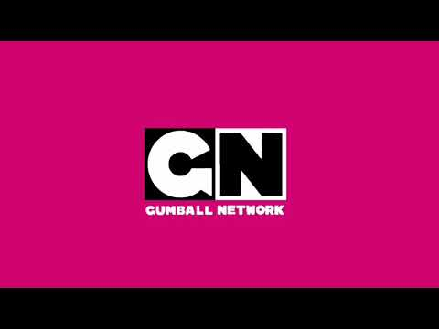 Gumball Network Productions Logo Endtag (2018, 4.5) (New.