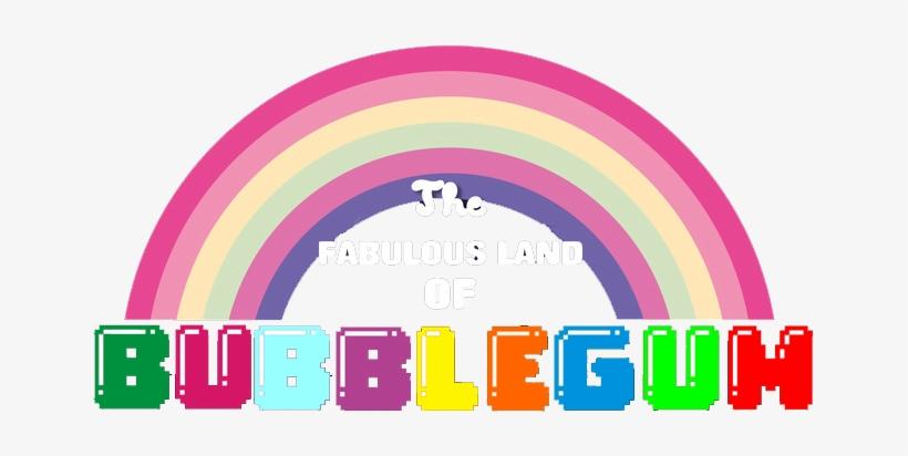 The Fabulous Land Of Bubblegum Logo Intro.
