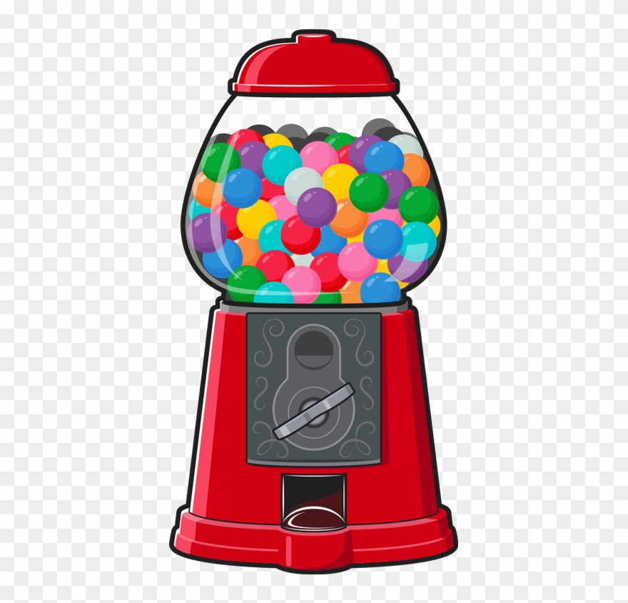 Download Free png Splash Gumball Machine Regular.