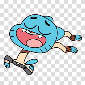Amazing World Of Gumball PNG clipart images free download.