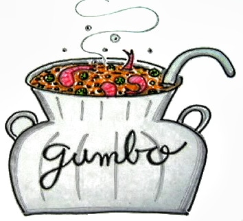 Seafood clipart gumbo, Seafood gumbo Transparent FREE for.
