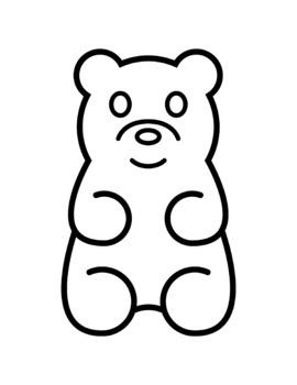 Gummy bear clipart Transparent pictures on F.