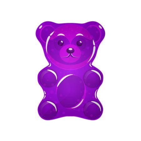 324 Gummy Bear Stock Vector Illustration And Royalty Free Gummy Bear.