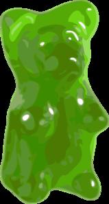 Bear Candy Gummy Clip Art at Clker.com.
