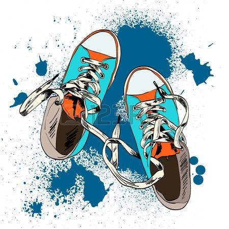 814 Gumshoes Stock Vector Illustration And Royalty Free Gumshoes.