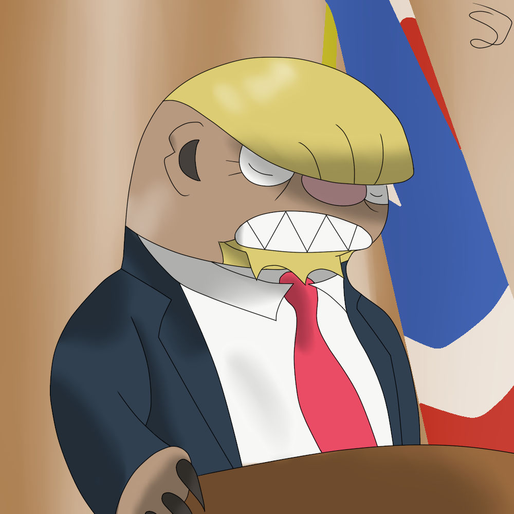 Gumshoos (2016 Election Edition) by swellow7 on DeviantArt.
