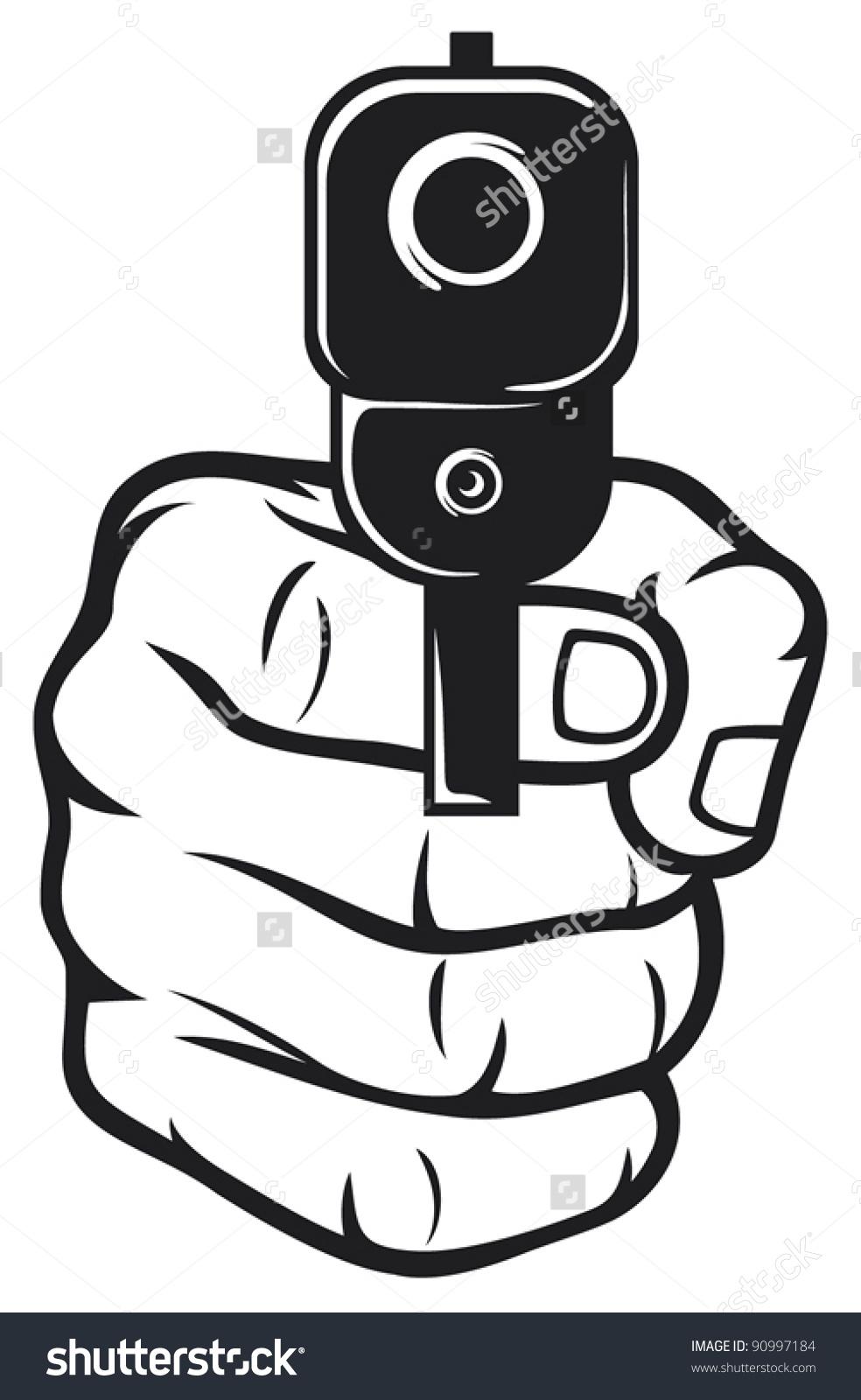 Showing post & media for Cartoon gun barrel.