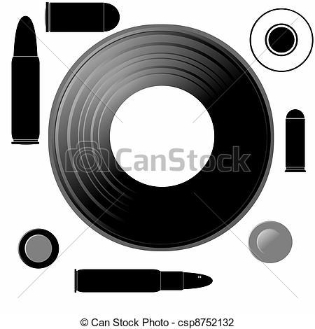 Gun barrel Stock Illustration Images. 2,604 Gun barrel.