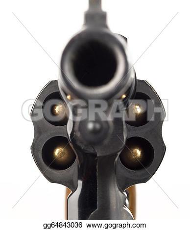 Gun Barrel Stock Photos.