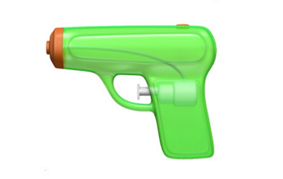 Here's Why Google Is Keeping Its 'Gun' Emoji Looking Like a Pistol.