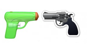 Changing the gun emoji isn't political correctness gone mad. It's.