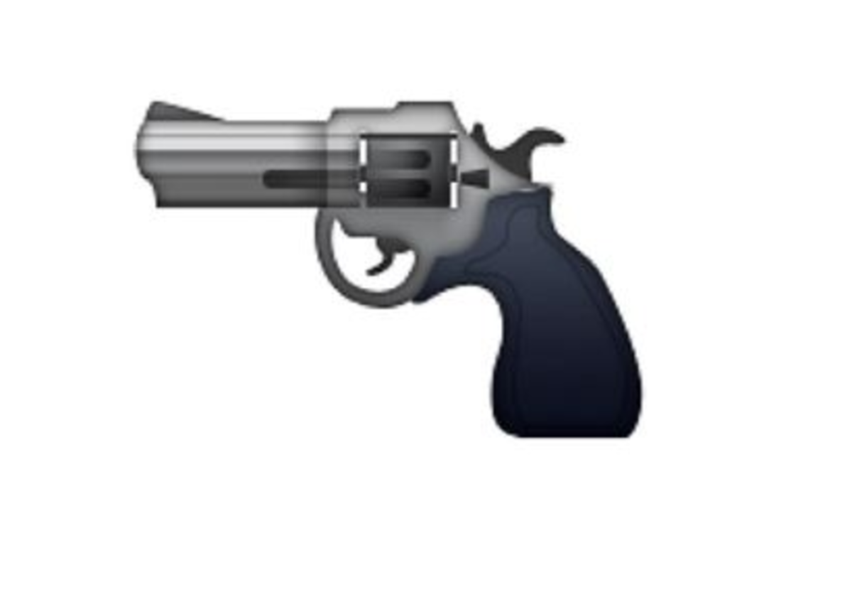 Apple Just Replaced Its Gun Emoji With a Water Pistol.