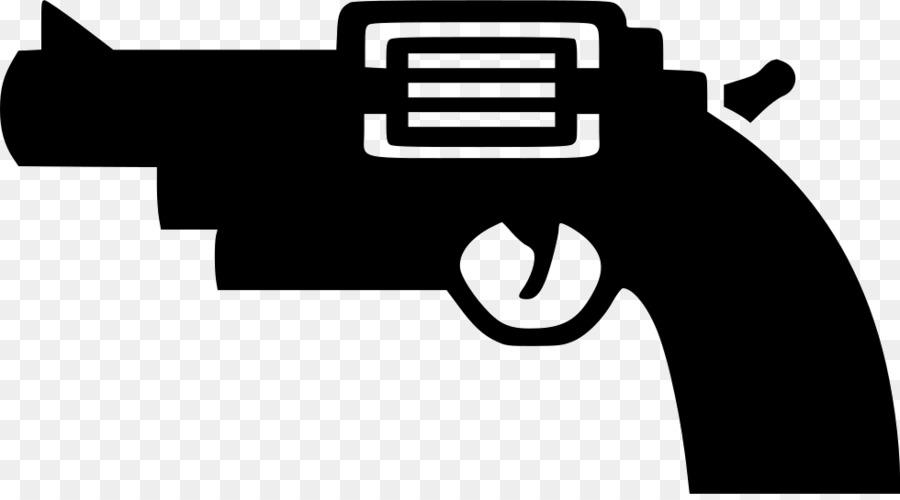 Firearm Logo Gun Font.