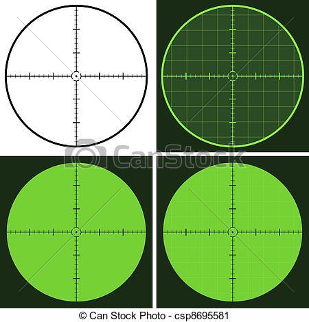 Gun sight Vector Clipart EPS Images. 1,459 Gun sight clip art.