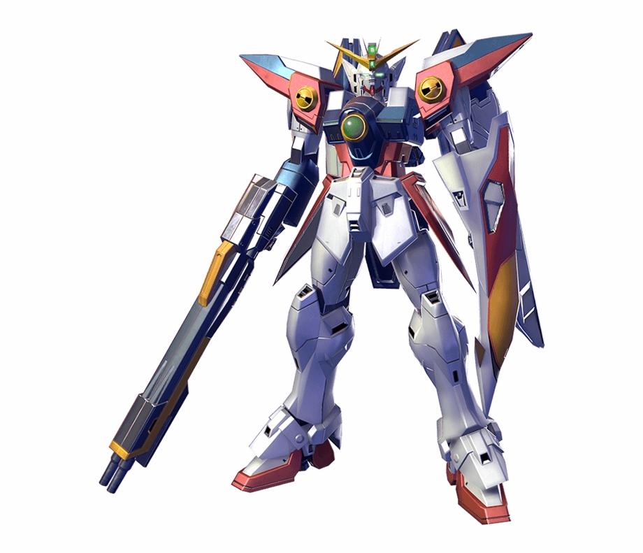 Gundam Wing Png.