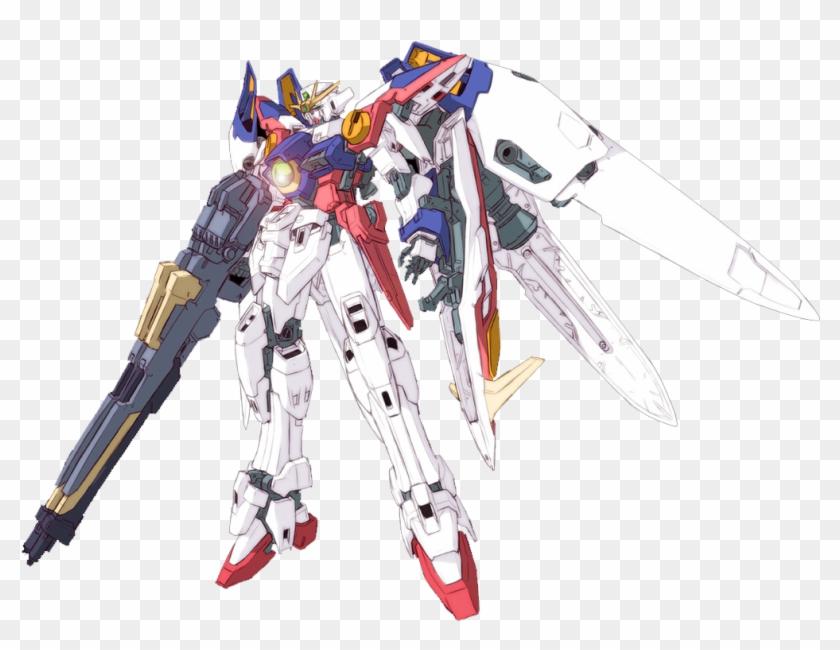 Gundam Wing Png, Transparent Png.