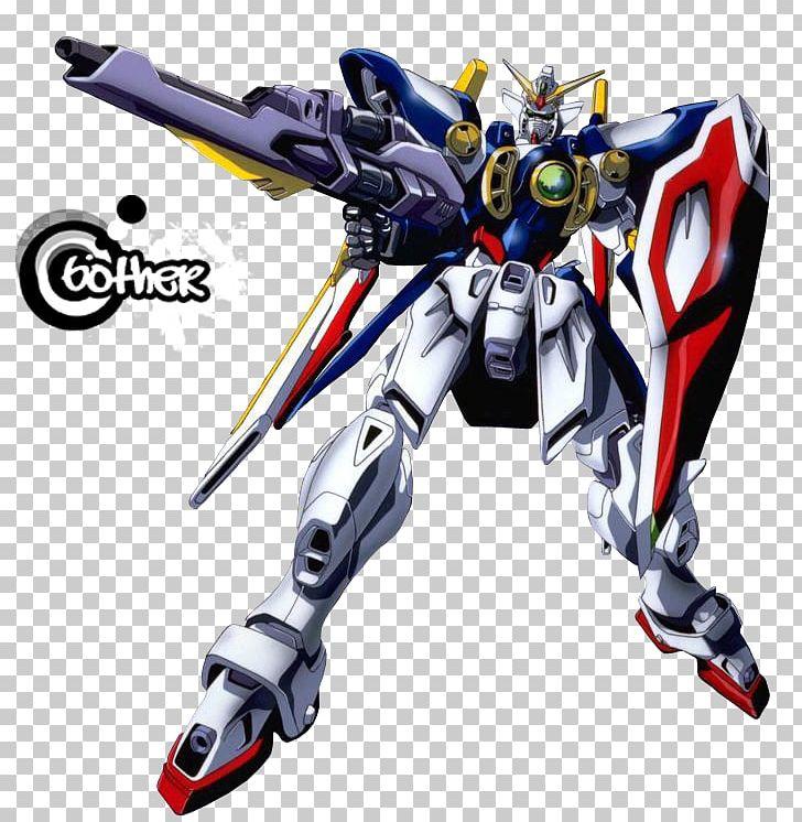 Mobile Suit Gundam: Gundam Vs. Gundam Heero Yuy Gundam Versus Wing.