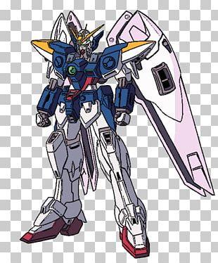 Gundam Wing PNG Images, Gundam Wing Clipart Free Download.