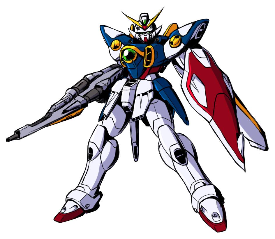 Gundam wing png 5 » PNG Image.