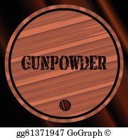 Gunpowder Clip Art.