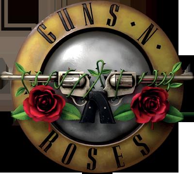 Guns N' Roses > Home.