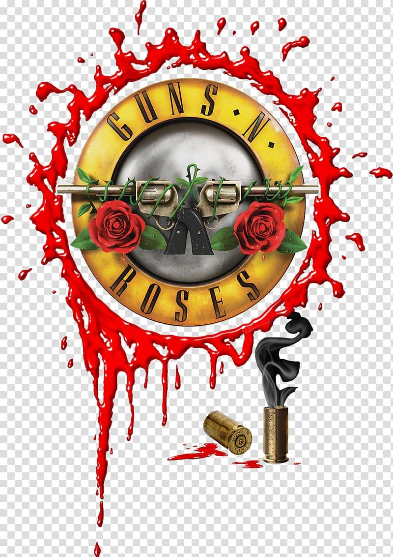 Guns N Roses logo, Not in This Lifetime Tour Festival Guns N.